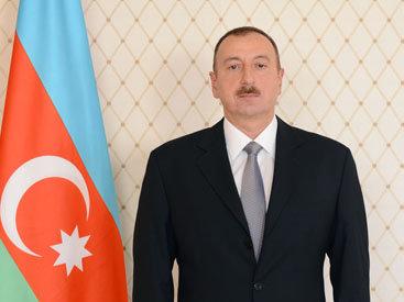 Президент азербайджанской республики